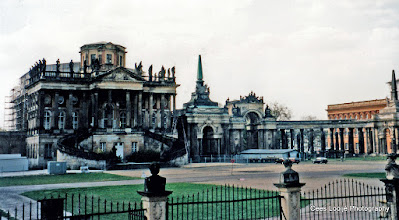 Photo: Potsdam. Sanssouci. Communs.