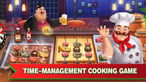 Happy Cooking: Chef Fever apkmr screenshots 9