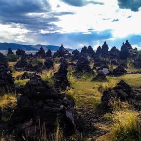 by Эрдэнэцэцэг Баяраа - Landscapes Cloud Formations (  )