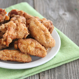 Kyochon Korean Fried Chicken Wings.