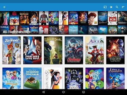 Disney Movies Anywhere Screenshot 8