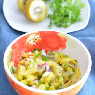 Pineapple Kiwi Salsa Recipes