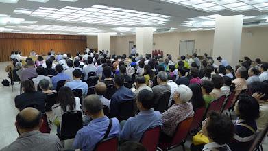 Photo: 出席業者超過百人為維護自己的 權益發聲