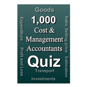 managerial accounting quiz 1 The financial accounting exam covers skills and concepts that are generally taught in a first-semester undergraduate financial accounting course the exam contains approximately 75 questions to be answered in 90 minutes.