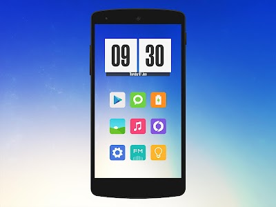 Miu - MIUI 8 Style Icon Pack screenshot 6