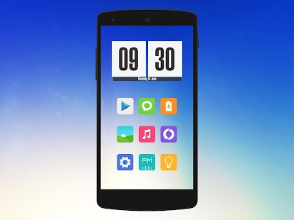 Miu - MIUI 8 Style Icon Pack Screenshot