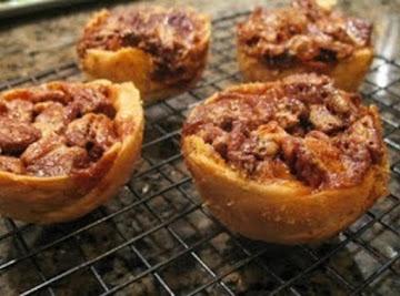 Tiny Pecan Pies Recipe