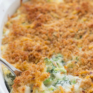 Vegetarian Broccoli Cheese Casserole Recipes