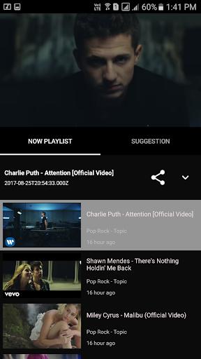Float Tube video Player 1.0.5 screenshots 1