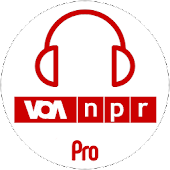 English Listening Pro VOA, NPR