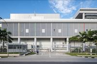 Google Data Center building in Taiwan.