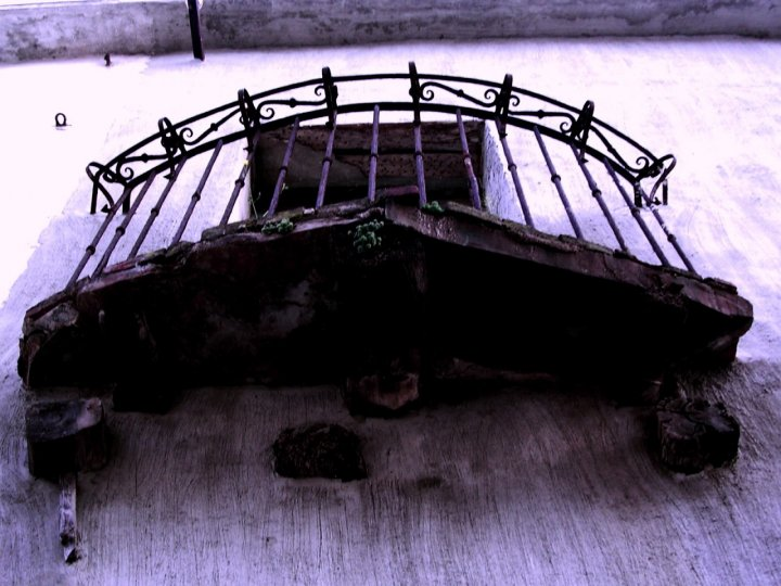 Balcony di simutz