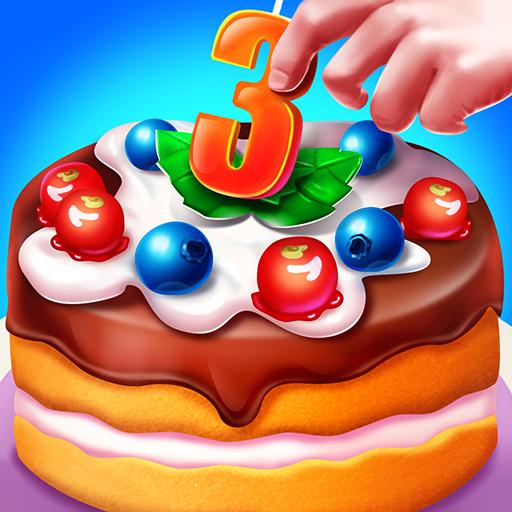 Birthday Cake Mania - Kids Cooking