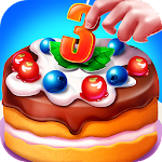 Birthday Cake Mania - Kids Cooking Icon