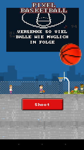 Pixel Basketball
