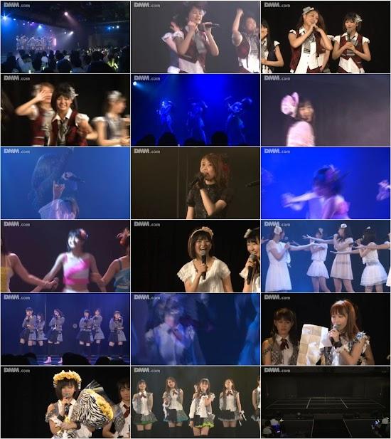 (LIVE)(公演) SKE48 チームKII 「0start」公演 北野瑠華 生誕祭 160608