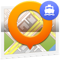 Nautical Charts — OsmAnd icon