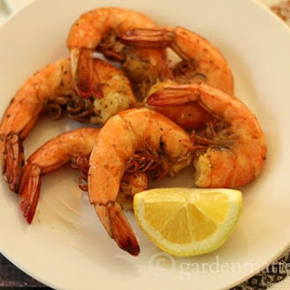 Quick & Easy Steamed Shrimp.