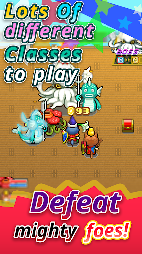Quest Town Saga  captures d'écran 1