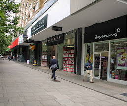 Shopping in Old Street