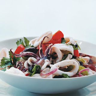 Calamari Salad Recipe