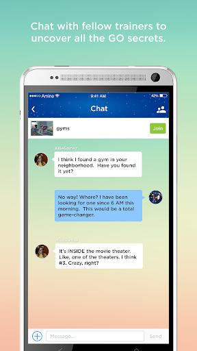 Amino Pokemon Go Finder & Chat screenshots 2