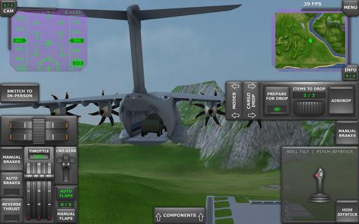 Turboprop Flight Simulator 3D 1.24 screenshots 18
