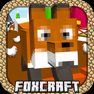 Fox Craft APK downloads - lusikovboy