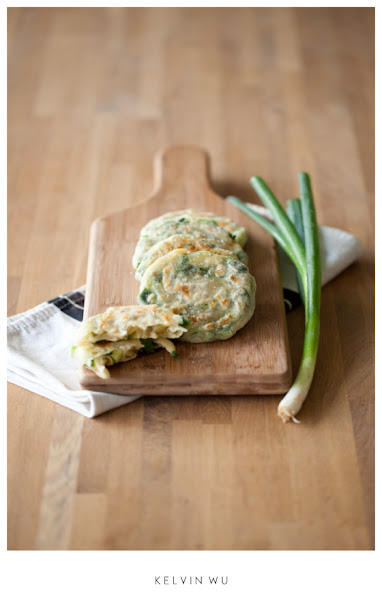 Photo: Spring Onion Pancakes
