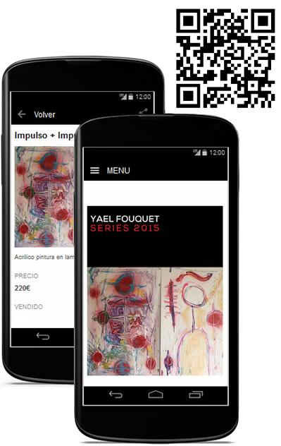 MI/ARTE - YAEL FOUQUET- screenshot