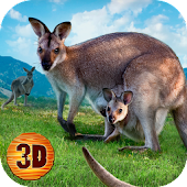 Kangaroo Survival Simulator