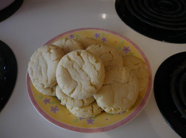 Chewy Pudding Sugar Cookies Recipe