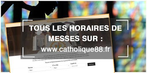 photo de Sainte Jeanne d'Arc et Saint Elophe