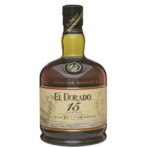 El Dorado 15 and Julhès Rhum