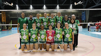 Unicaja Costa de Almería respalda a Voley Logroño.