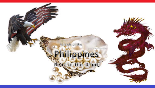 Power Battle Between Superpowers; USA vs China Refuses to Quit on the Philippines pearl of the orient