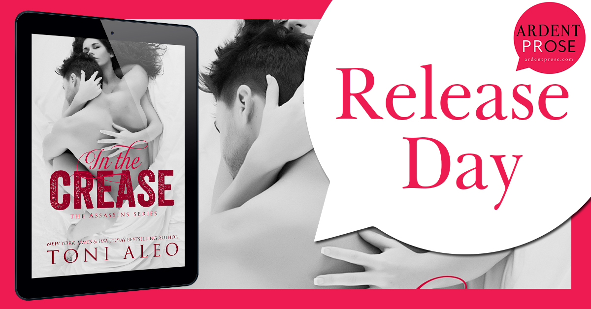 Release Blitz: In the Crease by Toni Aleo