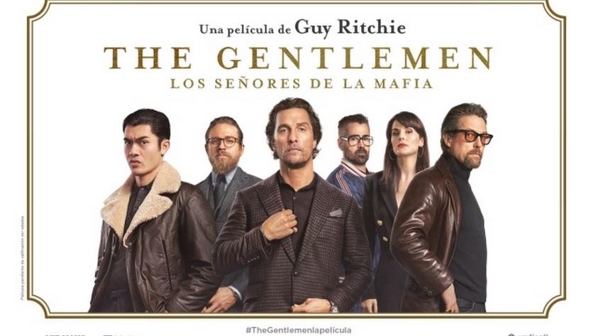 The Gentlemen, uno de los filmes que estrena las salas en plena desescalada.