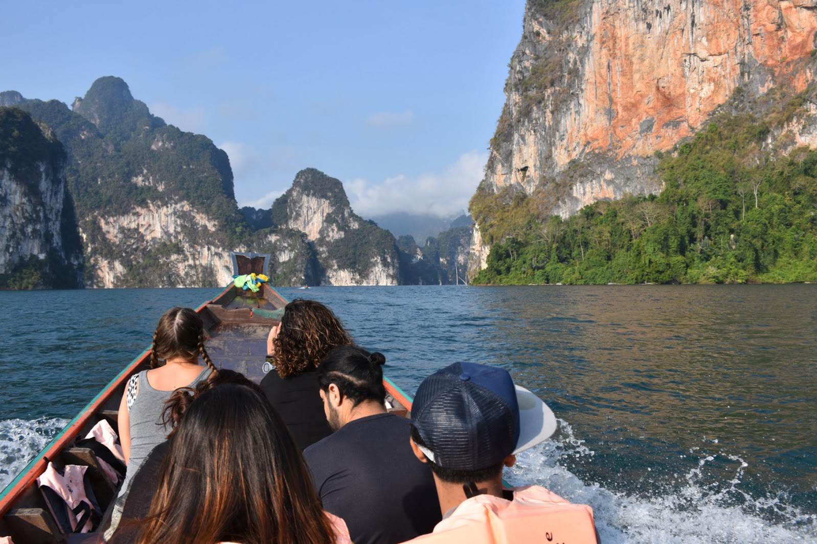2 Days Cheow Lan Lake Raft House from Krabi