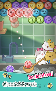 MitchiriNeko Bubble~Pop & Blast puzzle~