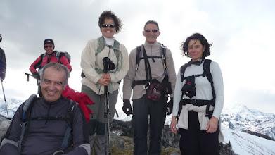 Photo: Heureux d'être au sommet (1595m)