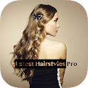Latest Hairstyles Pro icon