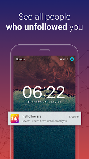 Unfollowers & Followers Analytics for Instagram for PC