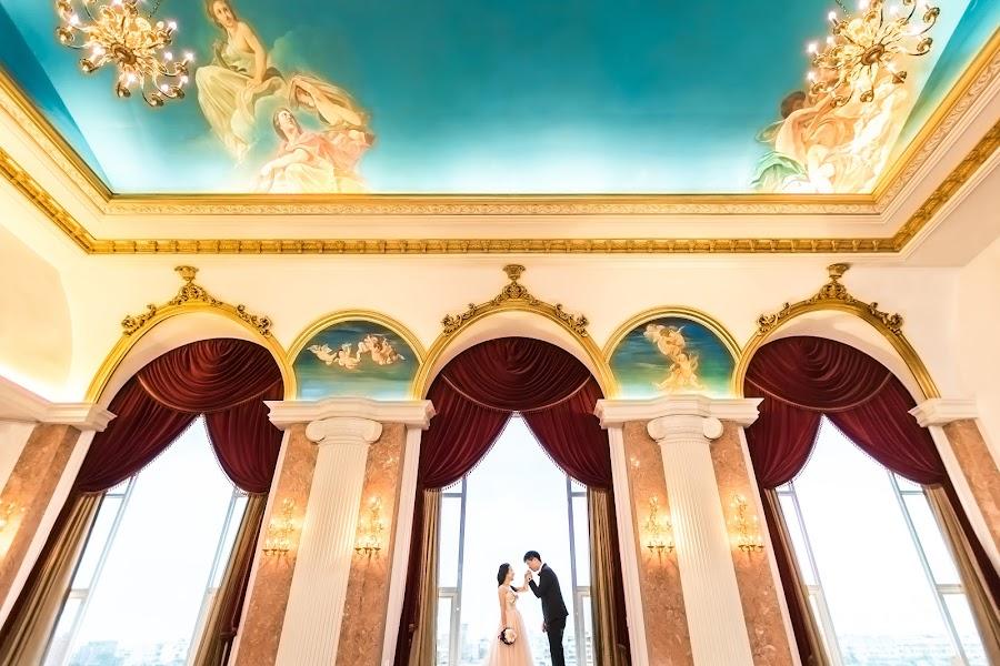 婚礼摄影师Linchpin Miao(linchpinm)。10.12.2014的照片