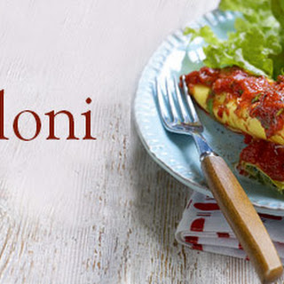 Baked Cannelloni.