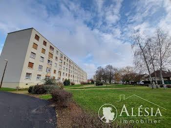 Appartement 4 pièces 58,84 m2