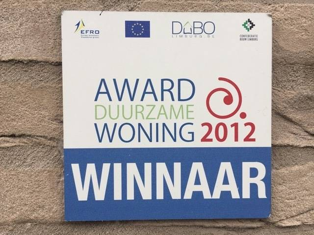Winnaars award duurzaam bouwen