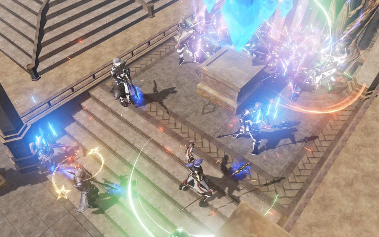 Lineage2 Revolution- screenshot