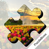 Jigsaw Puzzles: Gardens Android APK Download Free By PuzzleBoss Inc