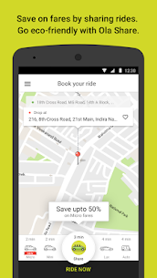 Ola. Get rides on-demand 2